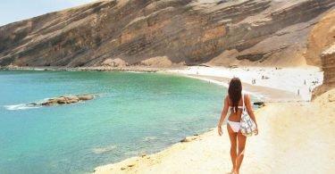 Playas peru