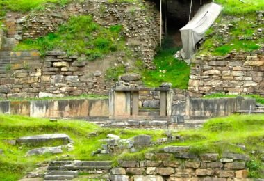 Chavin peruviansacred