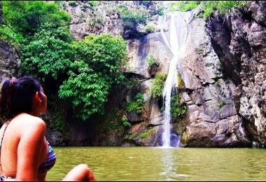 La Catarata El Espinal
